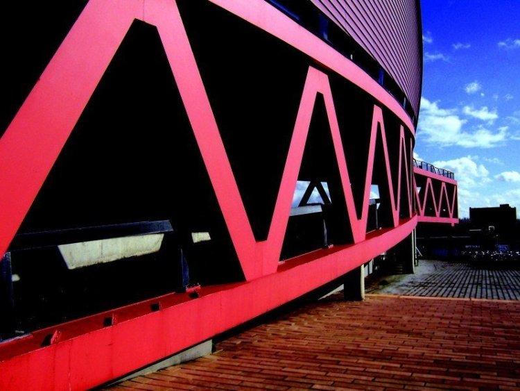 Architecture, Building, Theatre, Luxor, Rotterdam