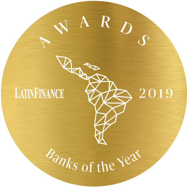 LatinFinance announces winners of 2019 Banks of the Year Awards