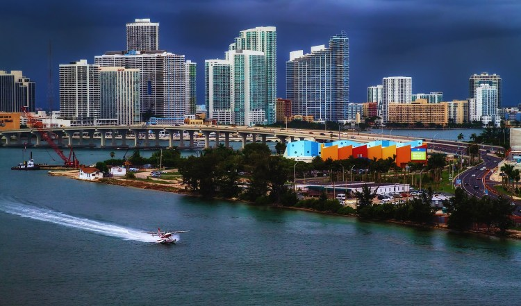 Miami for 2019 Banks of the Year Awards