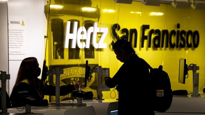 The bankruptcy of Hertz could have a major impact on the US car market