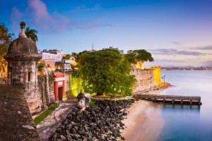 San Juan, Puerto Rico Coast