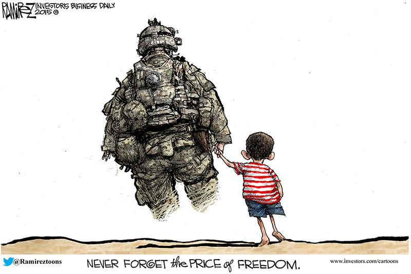 Michael Ramirez Cartoon