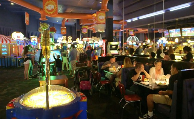 Will Dave Buster S Eat Buffalo Wild Wings Lunch And