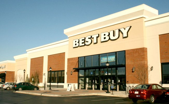 Best Buy Gamestop Earnings Dogged By Target Report