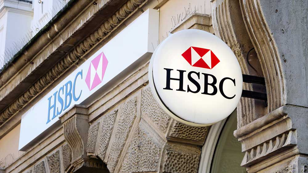 HSBC Shares Soar After Europe Banking Giant Surprises On Earnings   Investor's Business Daily