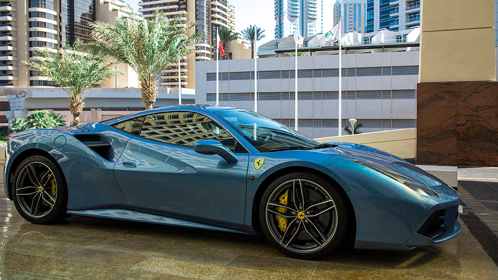 RACE stock while Ferrari envisions the first electric supercar in 2025, including Porsche, Tesla |  Investor's Business Daily