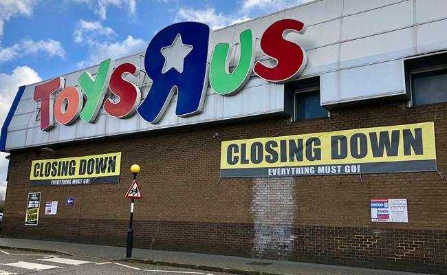 Toys R Us Stores Could Return Next Year Kroger To Sell