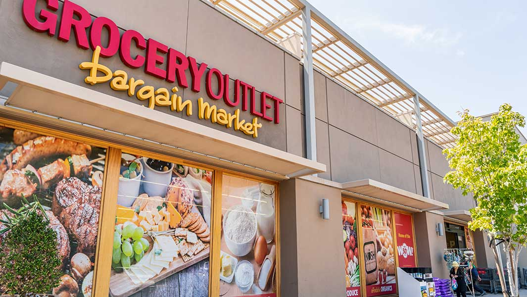 ipo stock grocery outlet