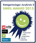 Investors Inside ist Kategoriesieger beim Seil Award 2015