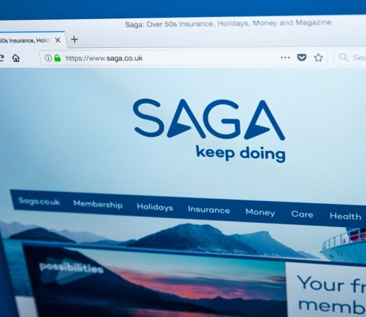 SAGA results 'in line with expectations'