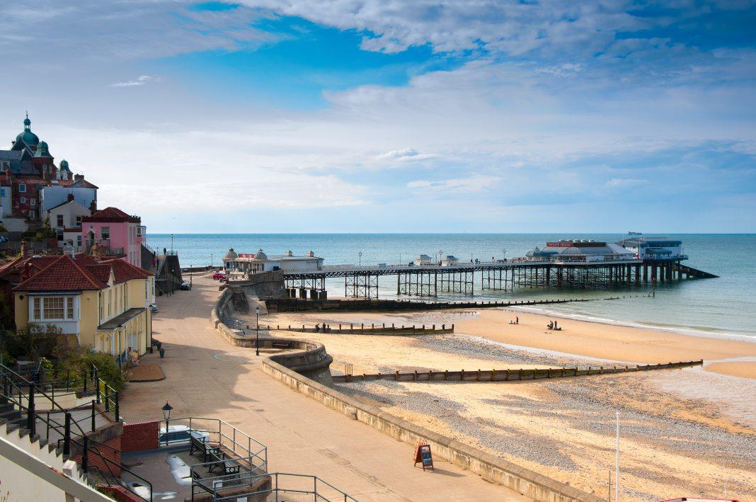 North east England best performing region