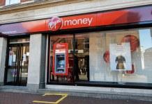 Vrgin Money 10% increase in underlying profits