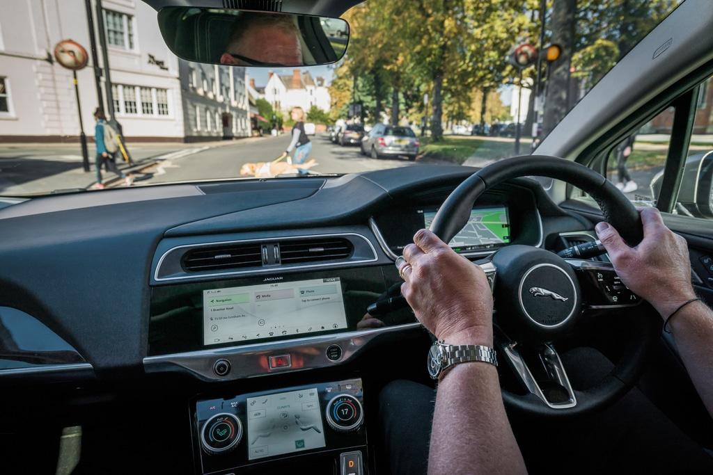 Jaguar develops an Audible Vehicle Alert System