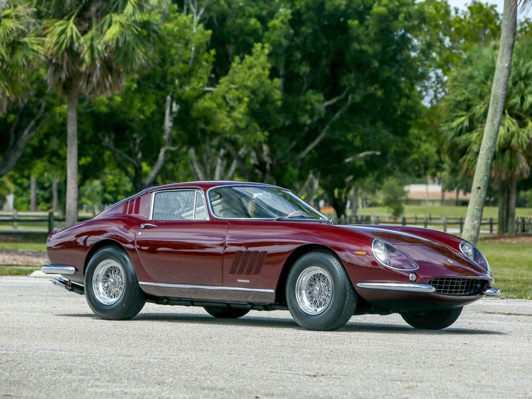 1966 Ferrari 275 by Scaglietti