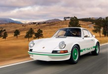 1973 Porshe 911 sells for over $1million