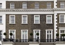 Annual price falls across 54% of London postcodes