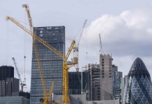 Construction growth reaches four-month high in November