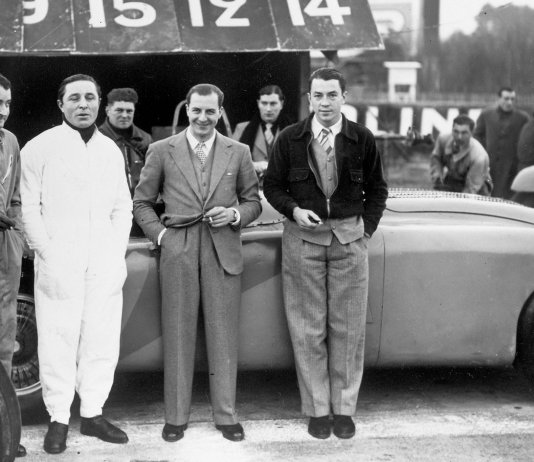 Bugatti's 110th birthday