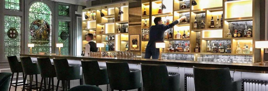 Top ten luxury London hotels