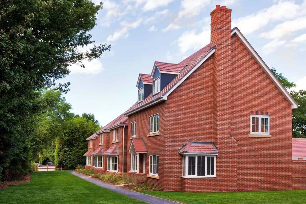 House prices more affordable