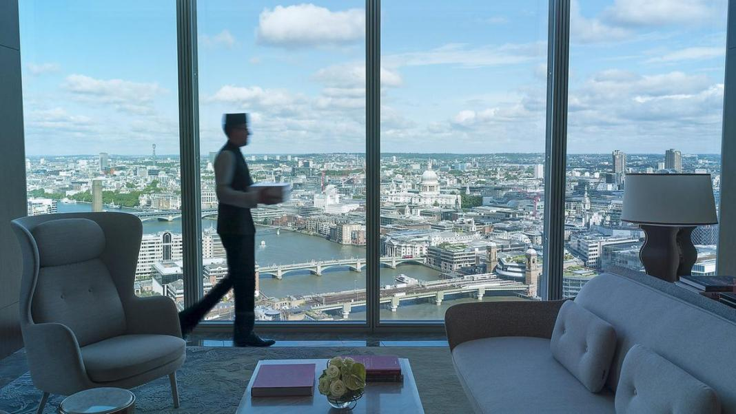Best luxury hotels in London