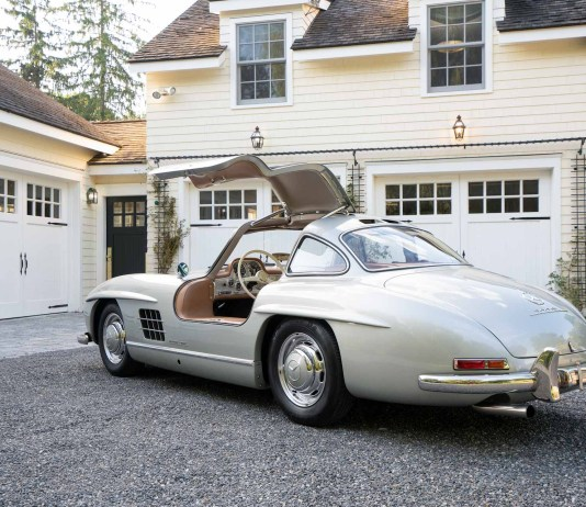 1955 Mercedes Benz 300 SL Gullwing