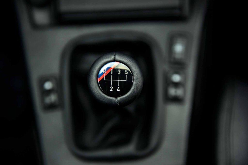 1990 BMW M3 Gearstick