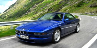 BMW 8 series 30 years on