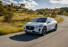 Jaguar IPACE car of the year 2019