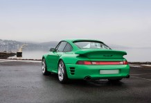 1996 Porsche RUF Turbo R