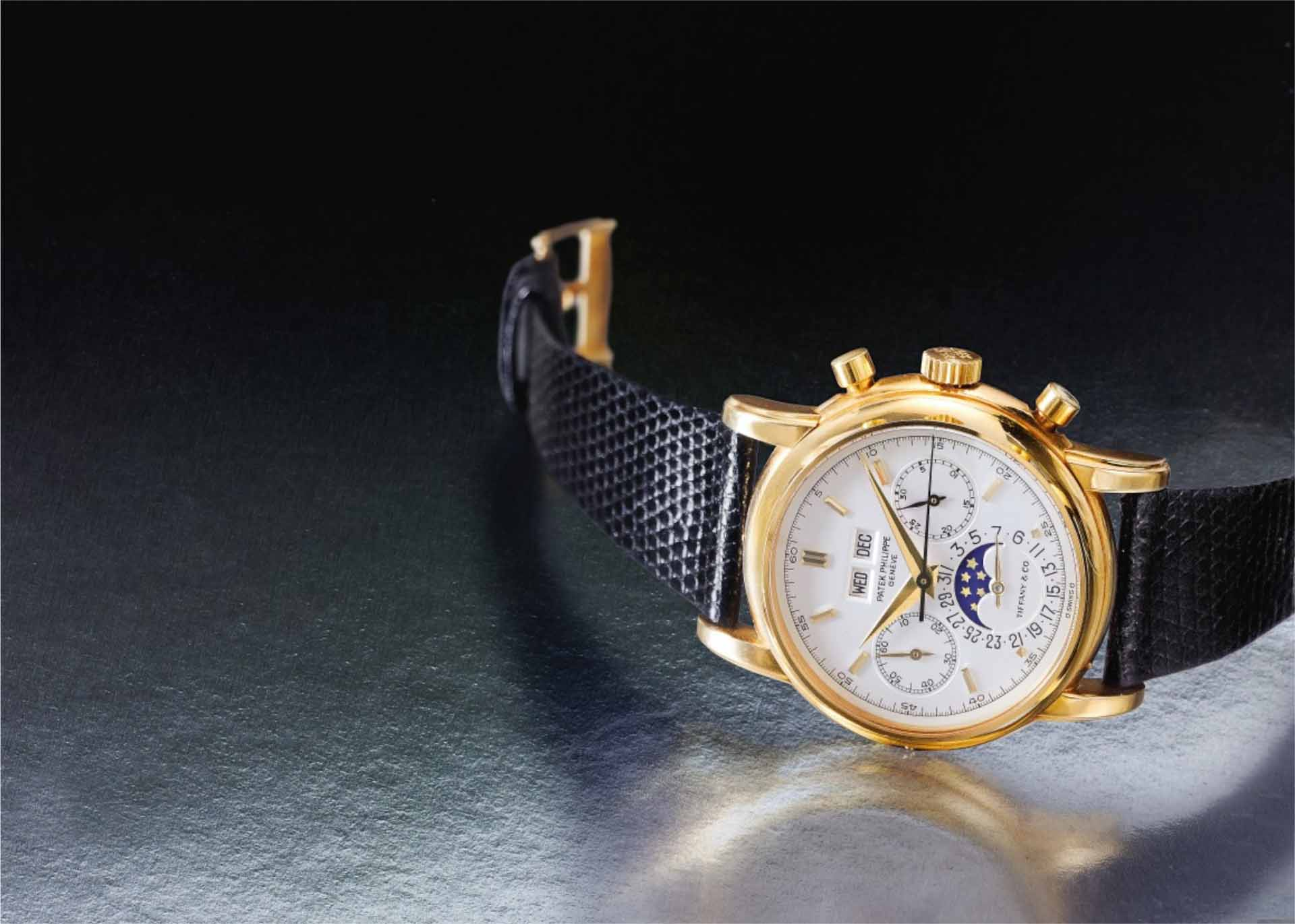 An Unparalleled Wristwatch by Patek Philippe