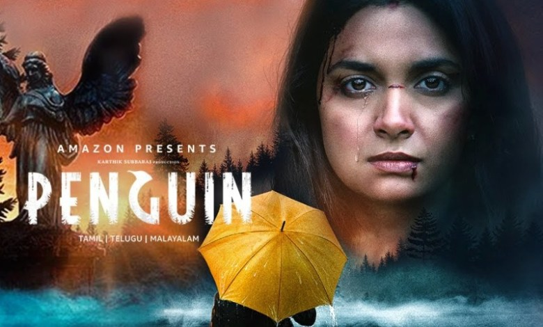 penguin movie trailer youtube