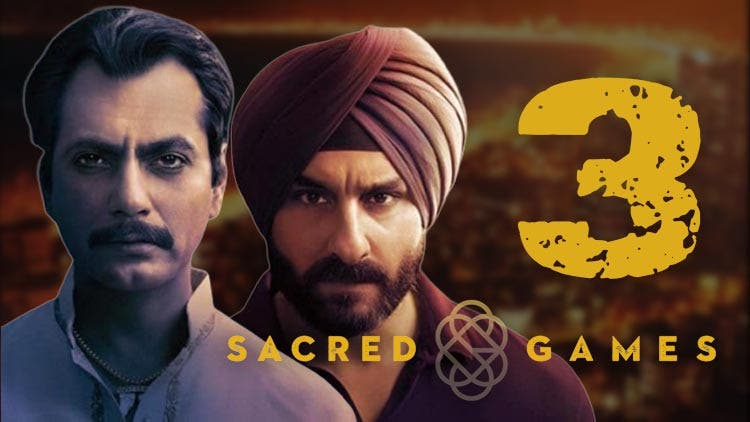 Sacred Games Season 3 Release Date