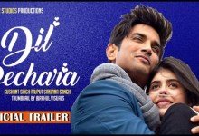 Photo of Sushant Singh Rajput's last film 'Dil Bechara' Trailer breaks Hollywood Movie 'Avengers' Record