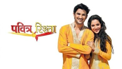 Photo of Sushant Singh Rajput and Ankit Lokhande's 'Pavitra Rishta' TV Serial released on ZEE5 after 11 years