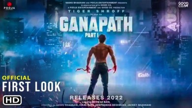 Ganpat Tiger Shroff Movie Release Date