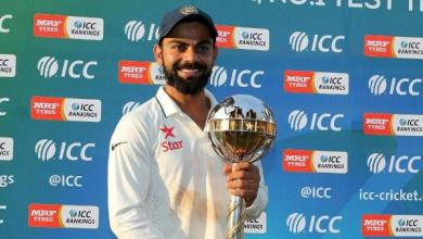 ICC world test championship points table 2020