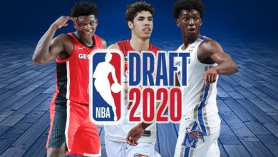 nba draft 2020 team order