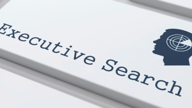 how does executive search work