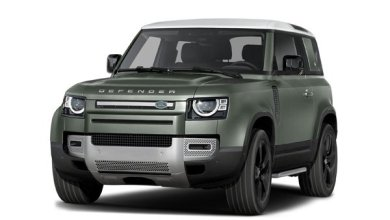 Land Rover Defender 90 price in India