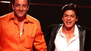 Bollywood Actors Shahrukh Khan and Sanjay Dutt will appear in the film 'Rakhi' together