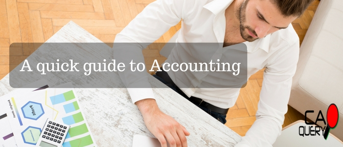 Learn Accounting in simple steps:  A quick guide