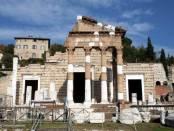 ブレーシャの古代ローマ遺跡