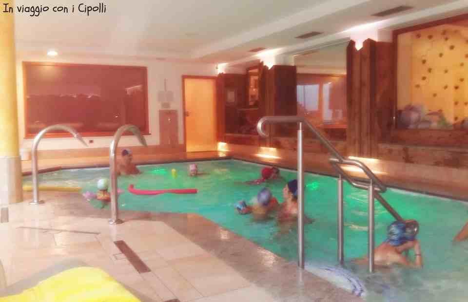 piscine hotel andalo