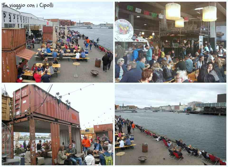 Copenhagen street food market