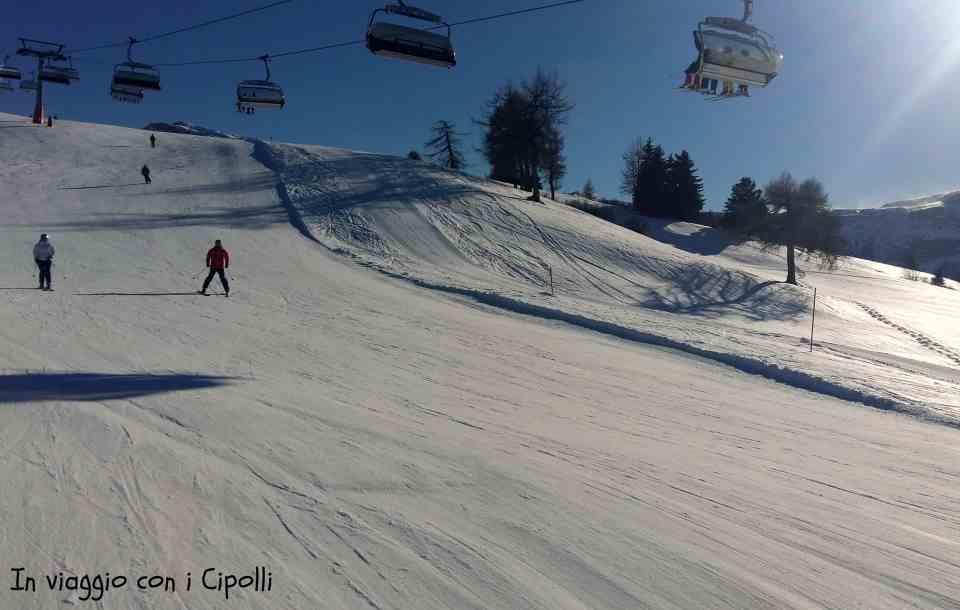 Alpe di Siusi piste