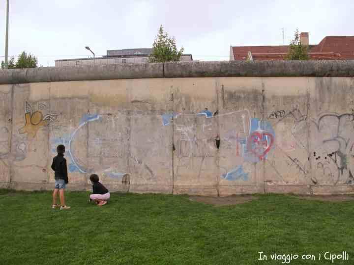 memoriale del muro di berlino