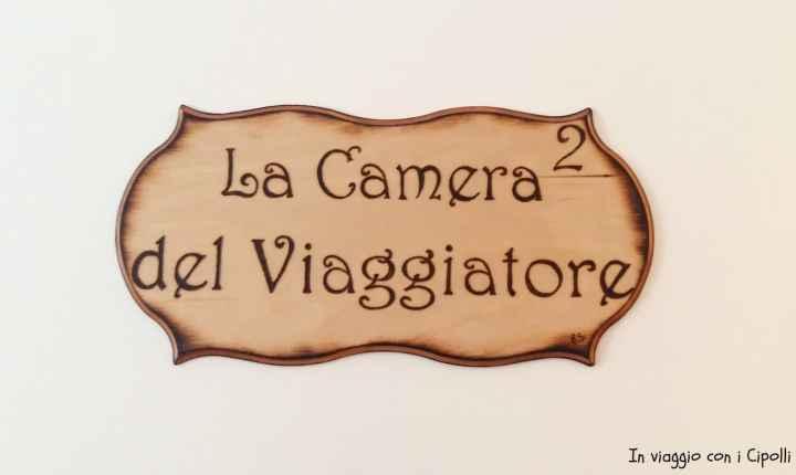 Camera Viaggiatore Domus Quiritum