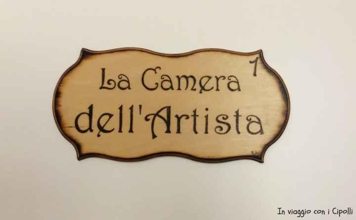 CAmera artista Domus Quiritum