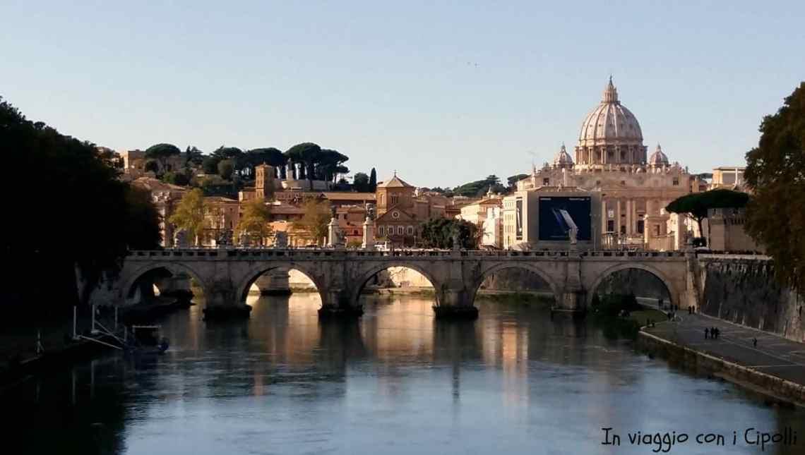 Veduta Vaticano